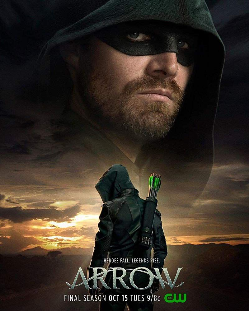 Arrow Season 8 (2019) 720p WEB-DL H264