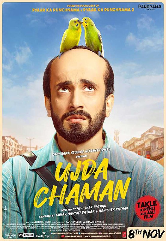 Ujda Chaman [2019]Hindi PreDVD-Rip x264