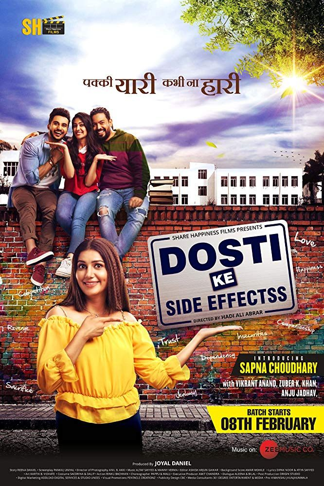 Dosti Ke Side Effects (2019) Hindi HDRip