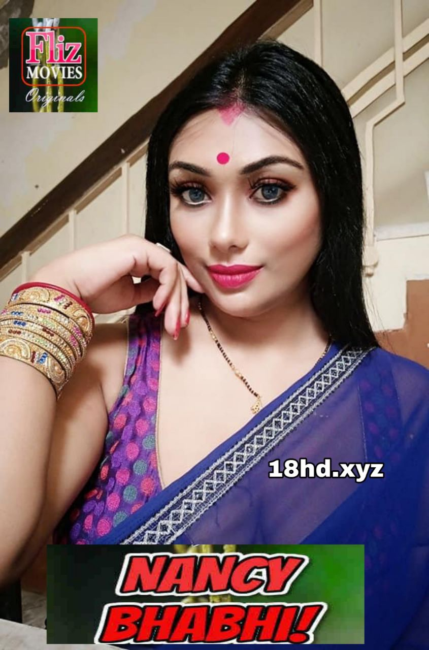 18+ Fliz Nancy Bhabhi (2019) S01 [Episode 1] Hindi 720p, 480p HDRip Adult Webseries By Fliz movies [300mb]