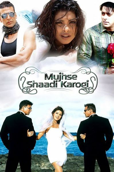Mujhse Shaadi Karogi (2004) Full Movie [Hindi-DD5.1] 720p BluRay ESubs Download