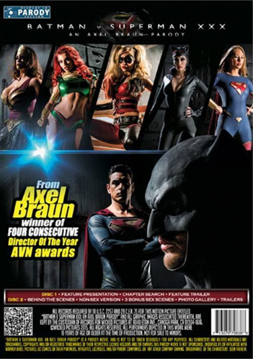 Batman V Superman XXX: An Axel Braun Parody (2015)