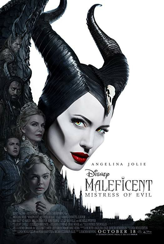 Maleficent: Mistress Of Evil (2019) Hindi (हिन्दी) Cleaned HD-Cam x264